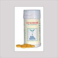Leucoherb Tablets