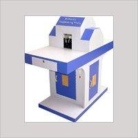 Computerised Jacquard Card Punching Machine