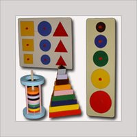 Size And Seriation Toys