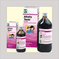 Alfalfa Tonic for Children