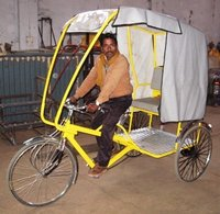Improved Rickshaw