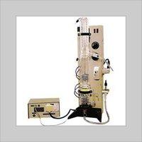 Double Distillations Apparatus