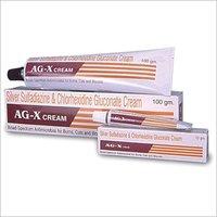 Ag - X Cream