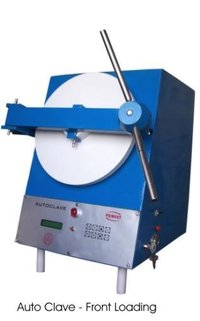 Front Loading Auto Clave