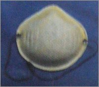CUP SHAPE DUST SAFETY MASK