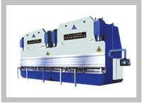 Medium Duty Cnc Press Brakes Machine