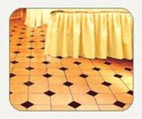 Light Brown Color Floor Tiles