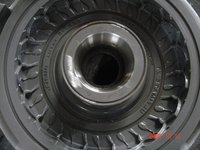 Solid Tyre Mould