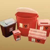 Plastic Waste Boxes