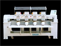 Type Hat Embroidery Machine Series 904