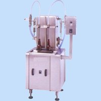 Semi-Automatic Volumetric Filling Machine