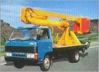 Special Crane Vehicle