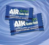 AIR ACTION CENTER FRESH CHEWING GUM