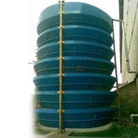 Industrial Natural Draft Cooling Tower