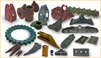 Earthmoving Machinery Spare Parts