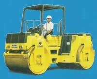 Greaves Bomag Tandem Vibratory Rollers