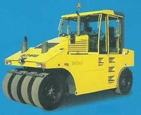 Bomag Pneumatic Tyred Roller