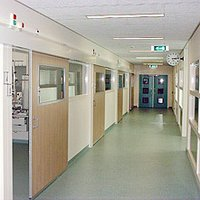 Medical Room Doors
