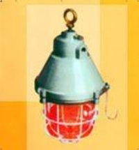 Flameproof Well Glass Light Fixture