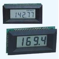 Digital LCD Panel Meters
