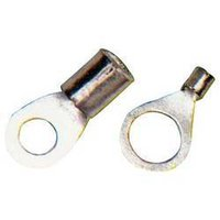 Copper Terminal Ends (Ring Type)
