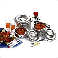 Stainless Steel Insulated Hot Pots