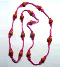 Red And Pink Beads Necklace