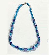 Chevron Beads Necklace