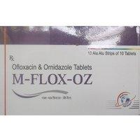 Ofloxacin 200mg Plus Ornidazole 500mg Tablets