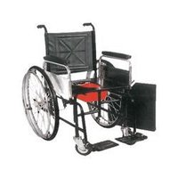 Designer Wheel Chair Folding With Commode