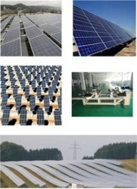 Solar Power Plants