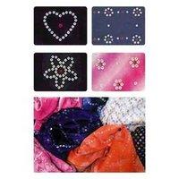 Synthetics Spangle Fabrics