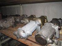Compressors for DAF