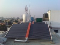 Domestic Solar Water Heater Systems