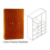 3 Door Premium Wardrobes