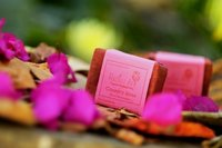 Country Rose Organic Bathing Soap