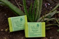 Aloe Vera Organic Bathing Soap