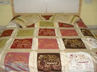 Polysilk Bed Covers