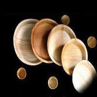 Areca Nut Plum Plate