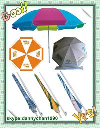 Promotional Outdoor Parasol