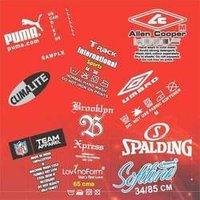 Tagless Transfer Stickers Printing On Garments
