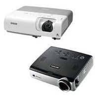 Lcd And Dlp Projector