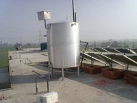 Solar Water Heater With Makeup Tank (Fpc)