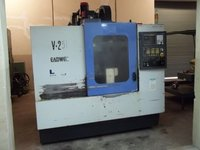 Leadwell U25 Vertical Machine Center