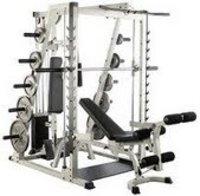 Multistation Gym Equipments