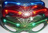 Spiderman Led Eye Glass