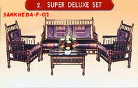 Super Deluxe Sofa Set