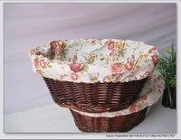 Wicker Fruits Baskets