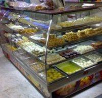 Bakery Equipment Bend Glass