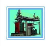 Sehenda Plastic Blow Moulding Machine